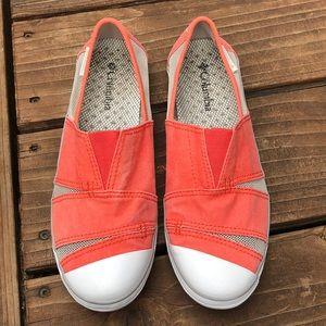 Columbia Vulc N Vent Slip on Shoes